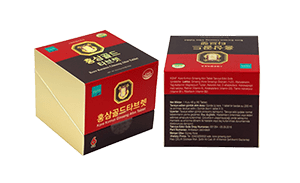 ginseng tablet kutu