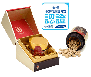 ginseng tablet